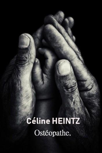 Céline Heintz, ostéopathe.
